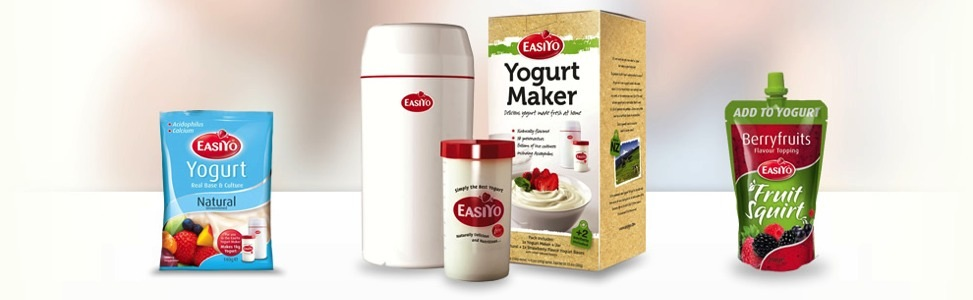 Cogito Food & Beverage - EasiYo Yoghurt